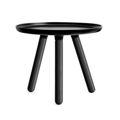 Tablo Table Black Legs - Black - Small