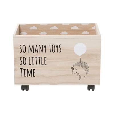 'Little Time' Storage Box