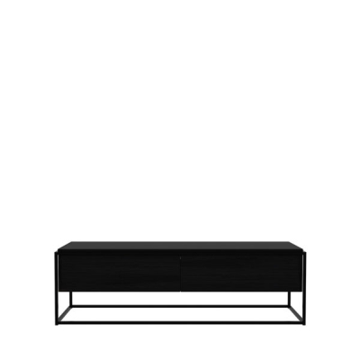 Monolit TV Cupboard - Black