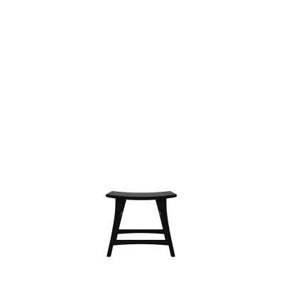 Osso Stool - Black Oak