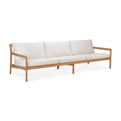 Jack Outdoor Sofa - 3-Seater