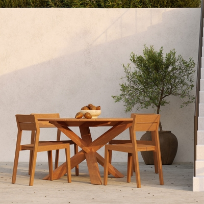 Ex1 Outdoor Dining Chair