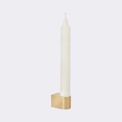 Block Candle Holder - Small