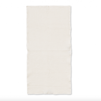 Organic Hand Towel - Off White