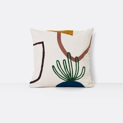 Mirage Cushion - Island