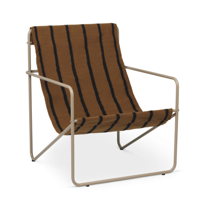Desert Lounge Chair - Stripes