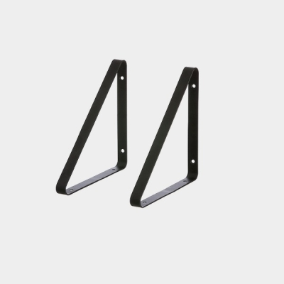 Shelf Hangers (set of 2) - Black