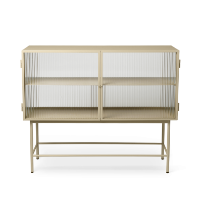 Haze Sideboard - Reeded Glass