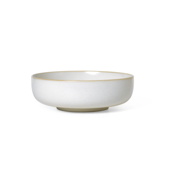 Sekki Bowl - Cream - Large