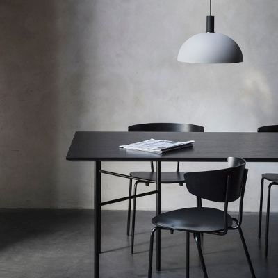 Dome Shade - Light Grey (Collect Series)