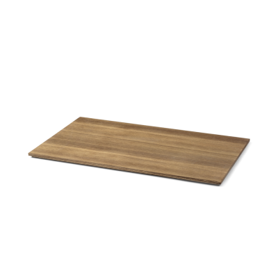Tray for Plant Box Large - Smoked Oak