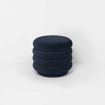 Round Pouf - Small (More Colours Available)
