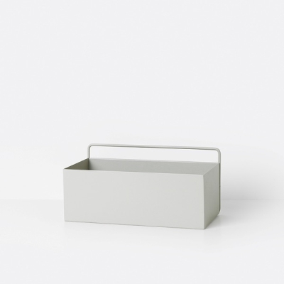 Rectangle Wall Box (More Colours Available)