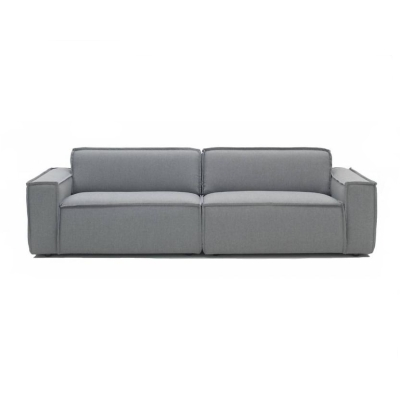 Edge Sofa - Sydney 91 - Light Grey