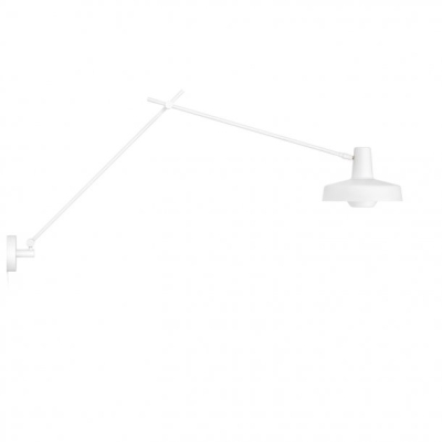 Arigato Wall Lamp Long AR-WL - Black/White