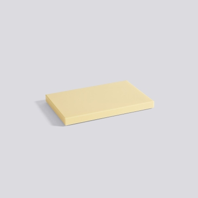 Rectangular Chopping Board - Medium - Light Yellow