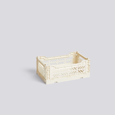 Colour Crate - Off White