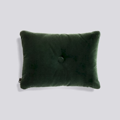 Dot Cushion Soft - Dark Green