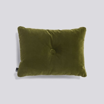 Dot Cushion Soft - Moss