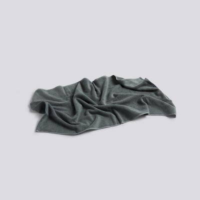 Frotté Guest Towel - Dark Green