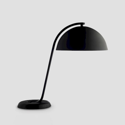 Cloche Lamp - Black