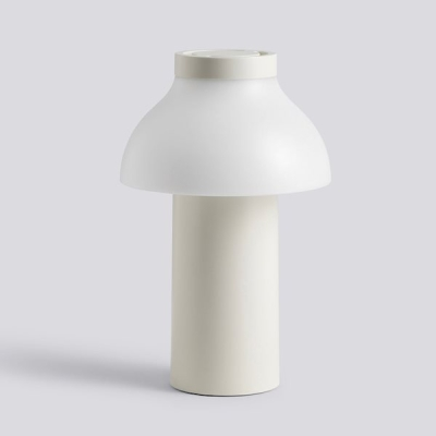 PC Portable Lamp - Cream White