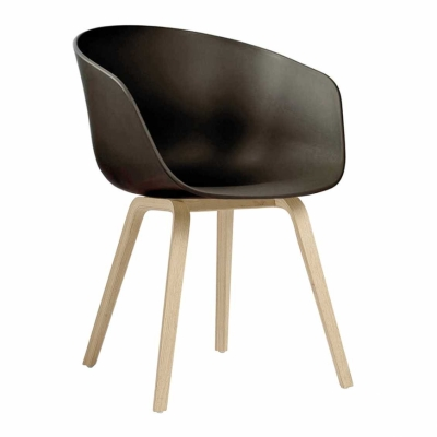 About A Chair AAC22 - Lacquered Base (More Colours Available)