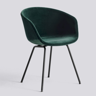 About A Chair AAC27 - Lola Dark Green