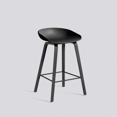 About A Stool AAS32 - Black Base