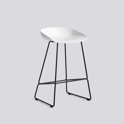 About A Stool AAS38 - Black Base