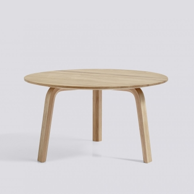 Bella Coffee Table - 60x32 - Matt Lacquered Oak