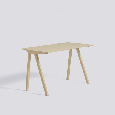 Copenhague Desk CPH90 - 130x65 - Lacquered Base