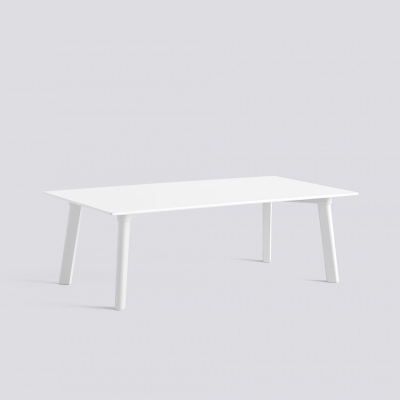 Copenhague Deux 250 Table - 120x60 - Coloured Base