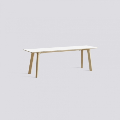 Copenhague Deux Bench CPH215 - 140x35 - Beech Base