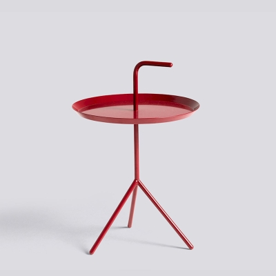 DLM Table - Red Cherry High Gloss