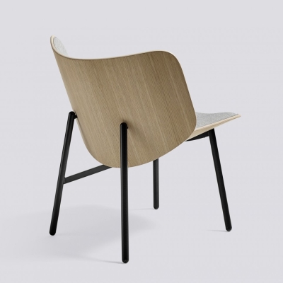 Dapper Chair - Black Base - Surface By HAY 120