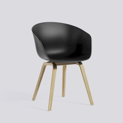 About A Chair AAC22 ECO - Black