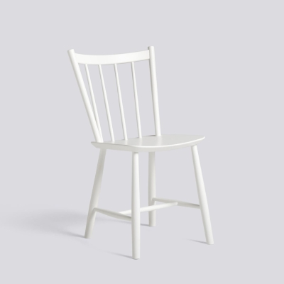 J41 Chair - Black/White