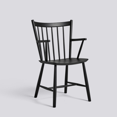 J42 Chair - Black/White