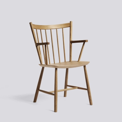 J42 Chair - Oiled Solid Oak