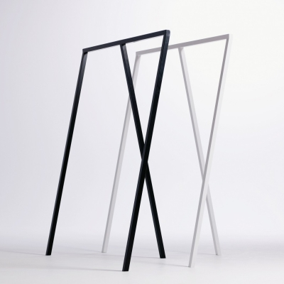 Loop Stand Wardrobe - Black