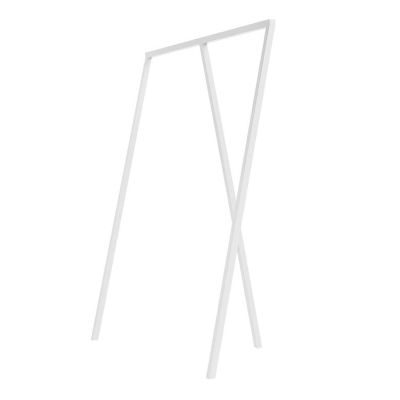 Loop Stand Wardrobe - White