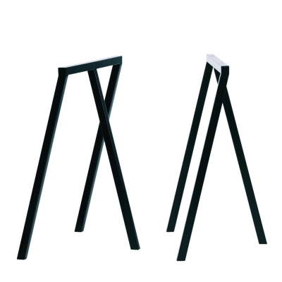 Loop Stand Frame - 95 cm - Black/White/Grey