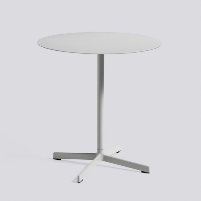 Round Neu Table - Sky Grey