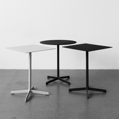 Round Neu Table - Anthracite