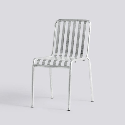 Palissade Chair - Hot Galvanised