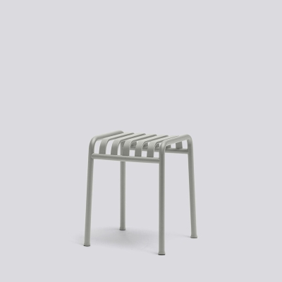 Palissade Stool - Sky Grey