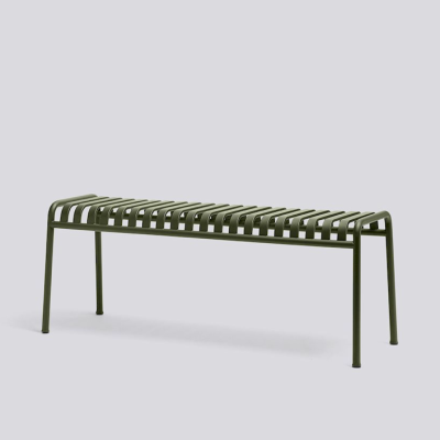 Palissade Bench - Anthracite/Olive/Sky Grey