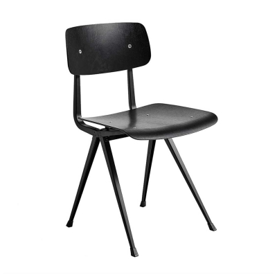 Result Chair - Black - 2-Set