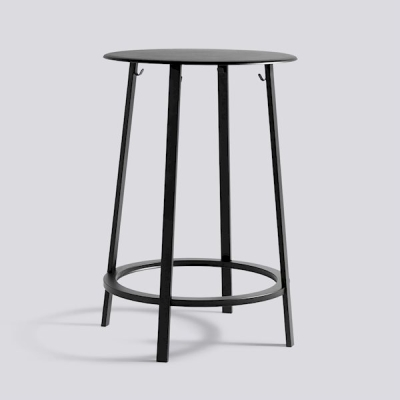 Revolver Table - Black